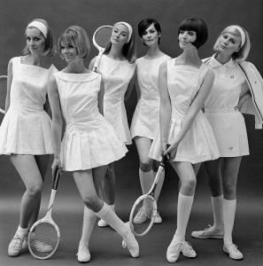 Vintage-Tennis-Players