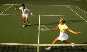 Tennis Doubles Strategies
