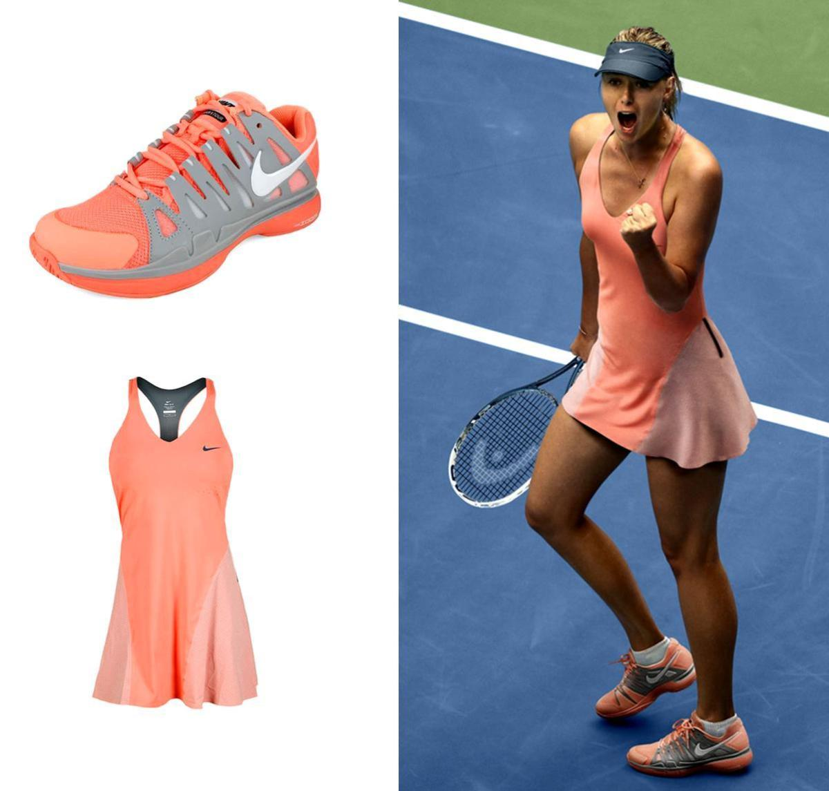 Tennis Fashion Fix US Open 2013 – Maria Sharapova