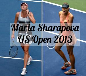 2013 US Open Maria Sharapova Nike Dresses