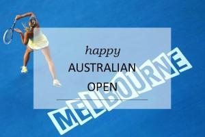 Happy Australian Open 2015!