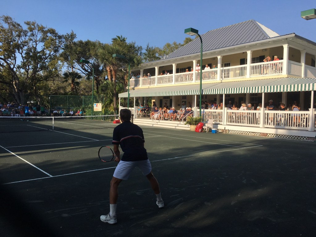 Sea Oaks Tennis Club in Vero Beach, Florida