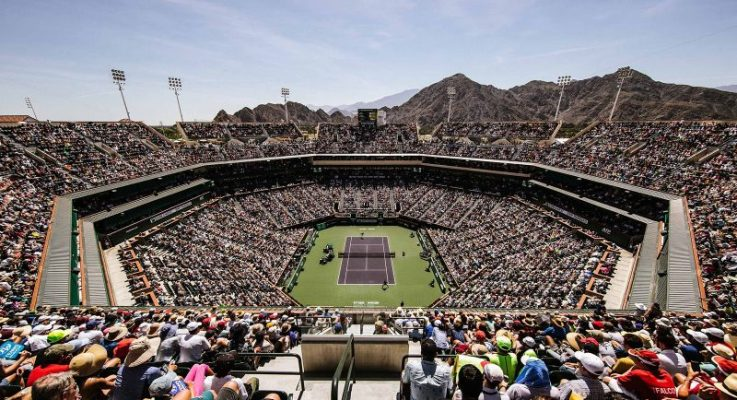 "Corona Virus Causes Indian Wells To ""Not Take Place At This Time"""