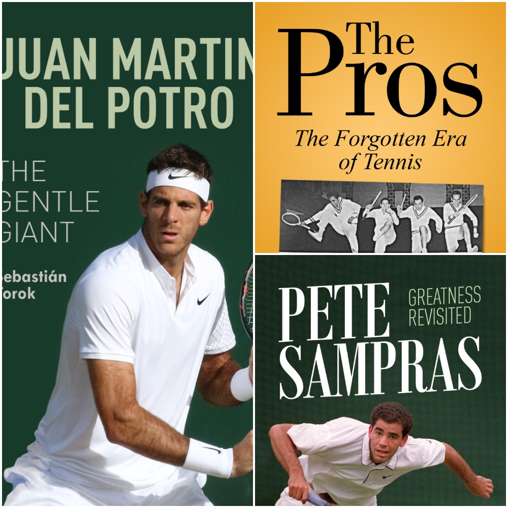 Tennis Books by New Chapter Press