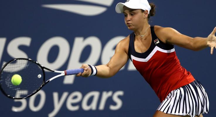 World No. 1 Ash Barty Only Top 10 Woman Not Playing 2020 U.S. Open