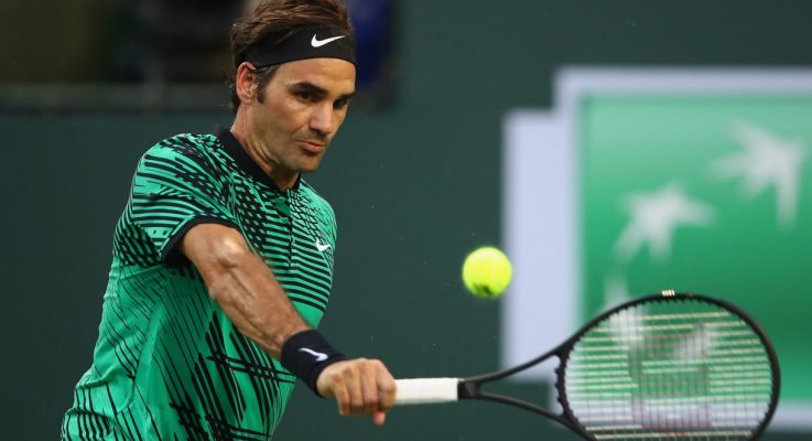 Federer's Coach Says Swiss Legend Will Be Ready For Australian Open