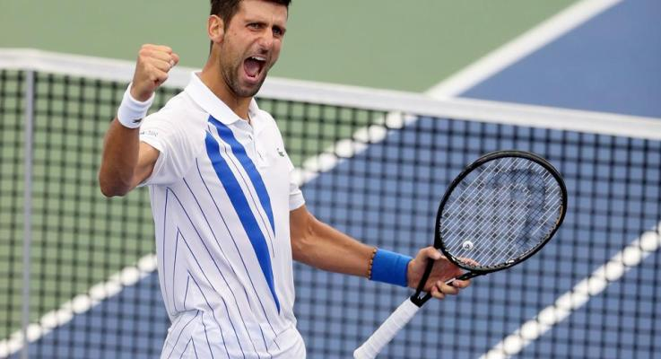 Novak Djokovic Clinches Year-End No. 1 Ranking For Record-Equaling Sixth Time