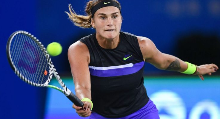Sabalenka Wins Final WTA Title Of 2020 In Linz