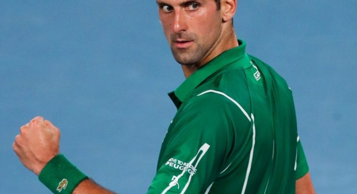 Djokovic The Favorite For 2021 Australian Open