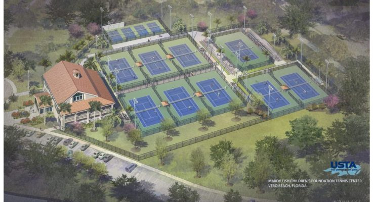 U.S. Davis Cup Captain, Olympic Silver Medalist Mardy Fish May Have A Court Named After Him In Hometown Of Vero Beach, Florida