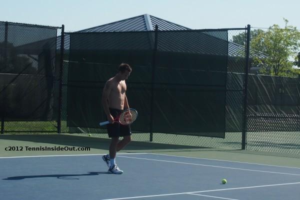 Beautiful Philipp Kohlschreiber hot men tennis players shirtless Cincinnati Open by Valerie David 2012 photos pictures images
