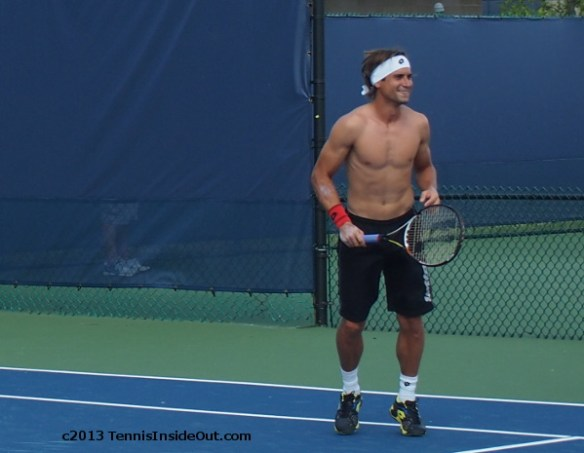 David Daveed Ferrer smile shirtless Cincinnati 2013