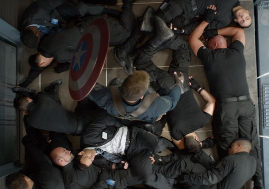 Captain-America-2-The-Winter-Soldier-Official-Still-Elevator-Scene