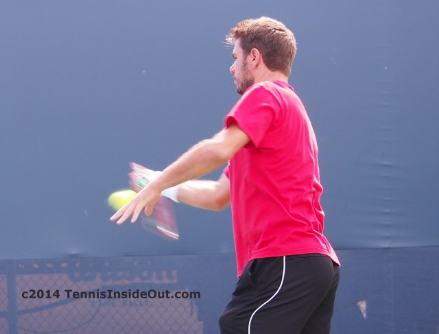 Stan forehand