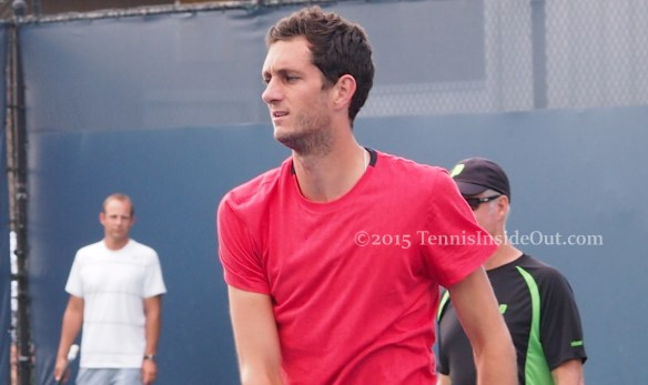James Ward Cincy practice 2015 close-up