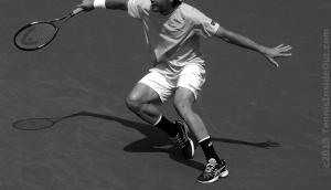 Tommy Haas black and white photos great legs muscles