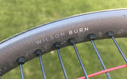 Wilson Burn Sign