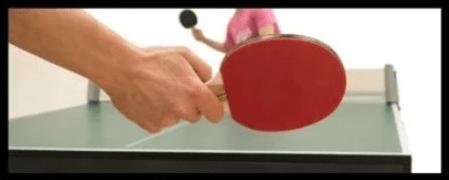 Портативный набор для настольного тенниса (Украина)