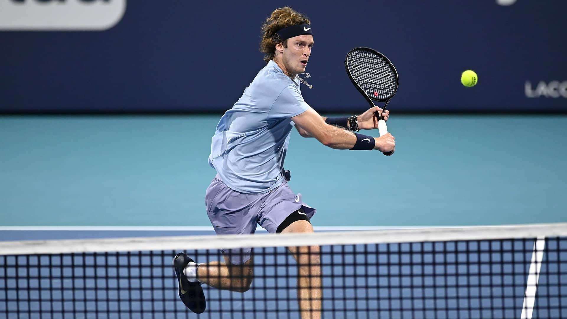 Miami Open 2021: Andrey Rublev vs. Sebastian Korda Tennis Pick and Prediction