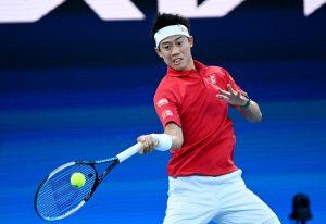 Dubai Open 2021: David Goffin vs. Kei Nishikori Tennis Pick and Prediction