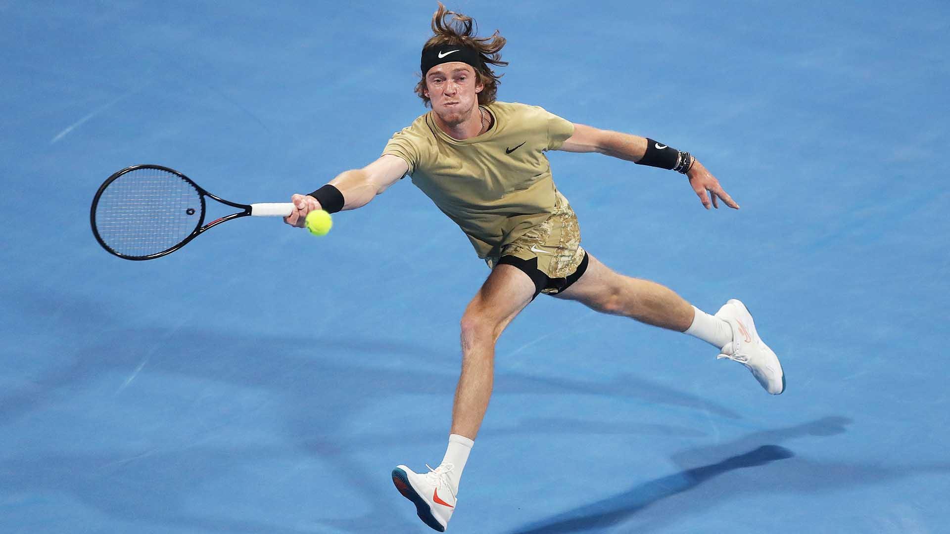 Monte-Carlo Masters 2021: Andrey Rublev vs. Salvatore Caruso Tennis Pick and Prediction