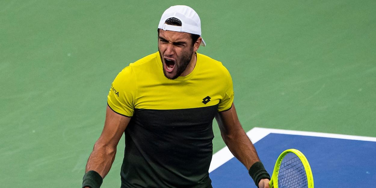 Monte-Carlo Masters 2021: Matteo Berrettini vs Alejandro Davidovich Fokina Tennis Pick and Prediction