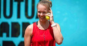 WTA Madrid Open 2021: Kiki Bertens vs. Veronika Kudermetova Tennis Pick and Prediction