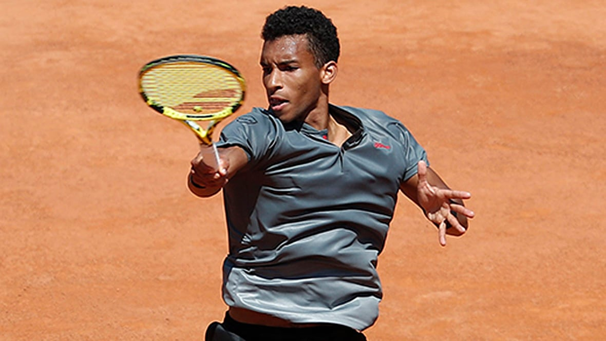 Rome Open 2021: Diego Schwartzman vs. Felix Auger-Aliassime Tennis Pick and Prediction