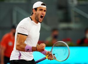 Roland Garros 2021: Matteo Berrettini vs. Taro Daniel Tennis Pick and Prediction