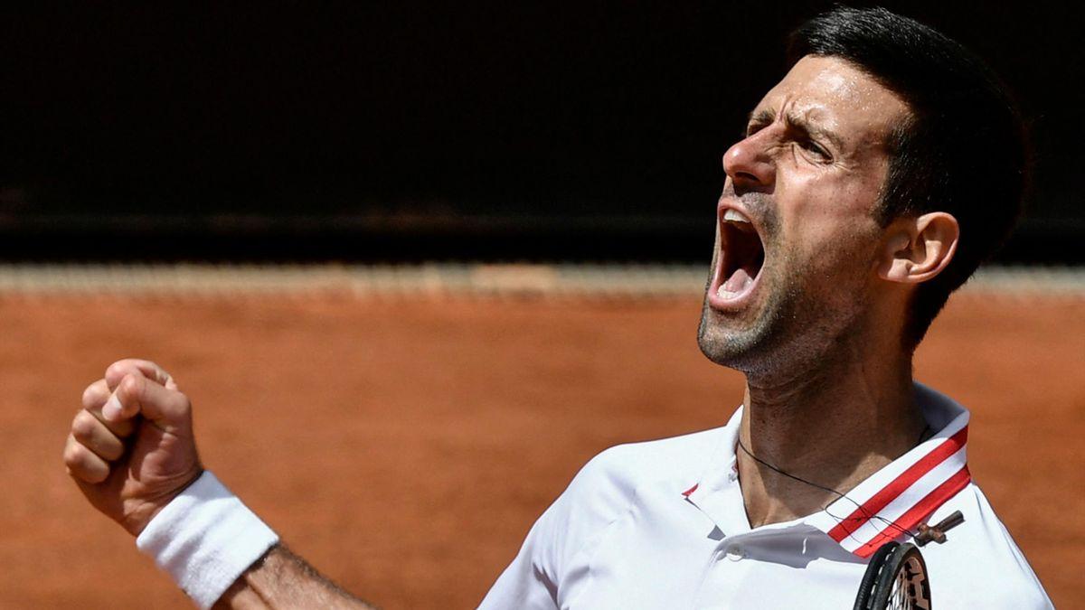 Rome Open 2021: Novak Djokovic vs. Lorenzo Sonego Tennis Pick and Prediction