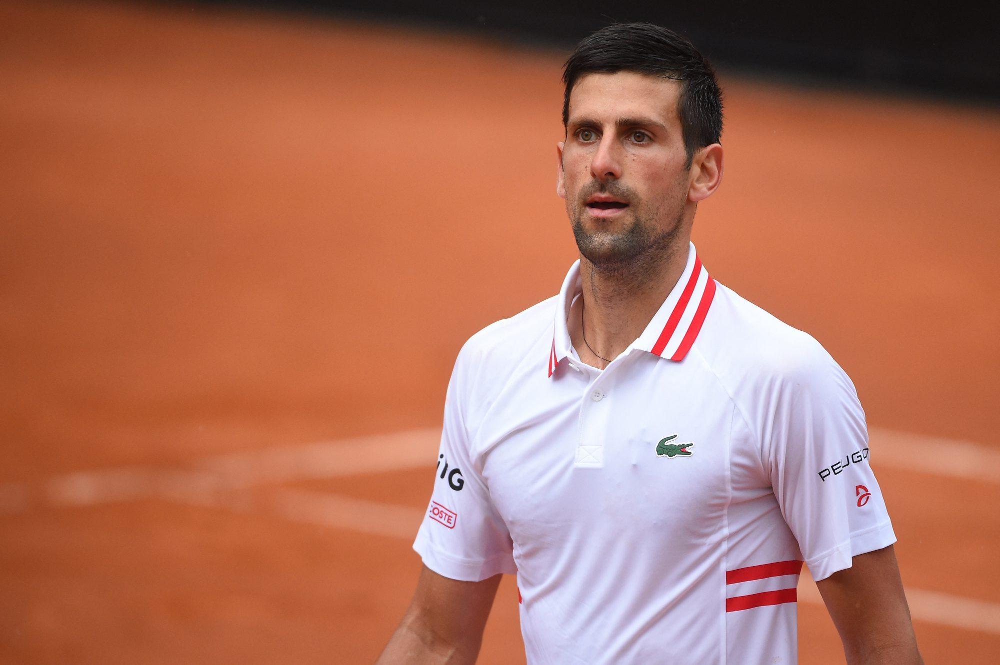 Rome Open 2021: Novak Djokovic vs. Alejandro Davidovich Fokina Tennis Pick and Preview