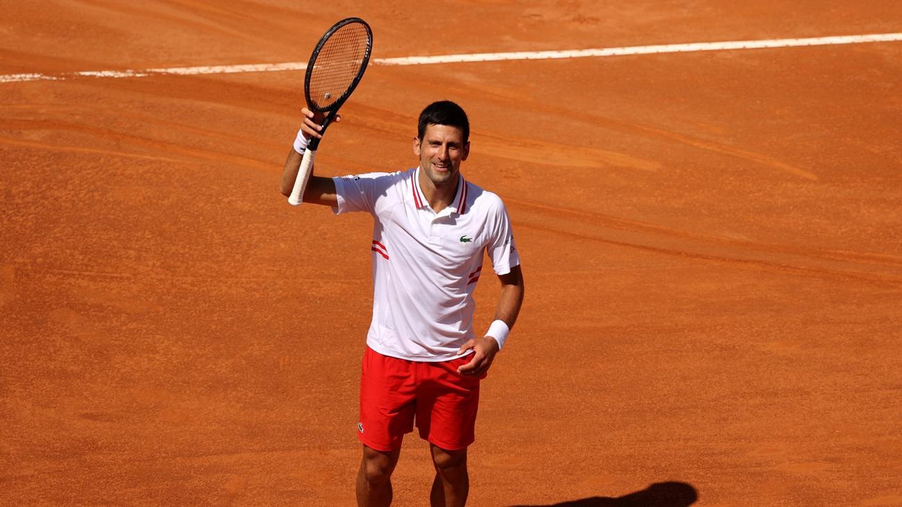 Rome Open 2021: Novak Djokovic vs. Stefanos Tsitsipas Tennis Pick and Prediction