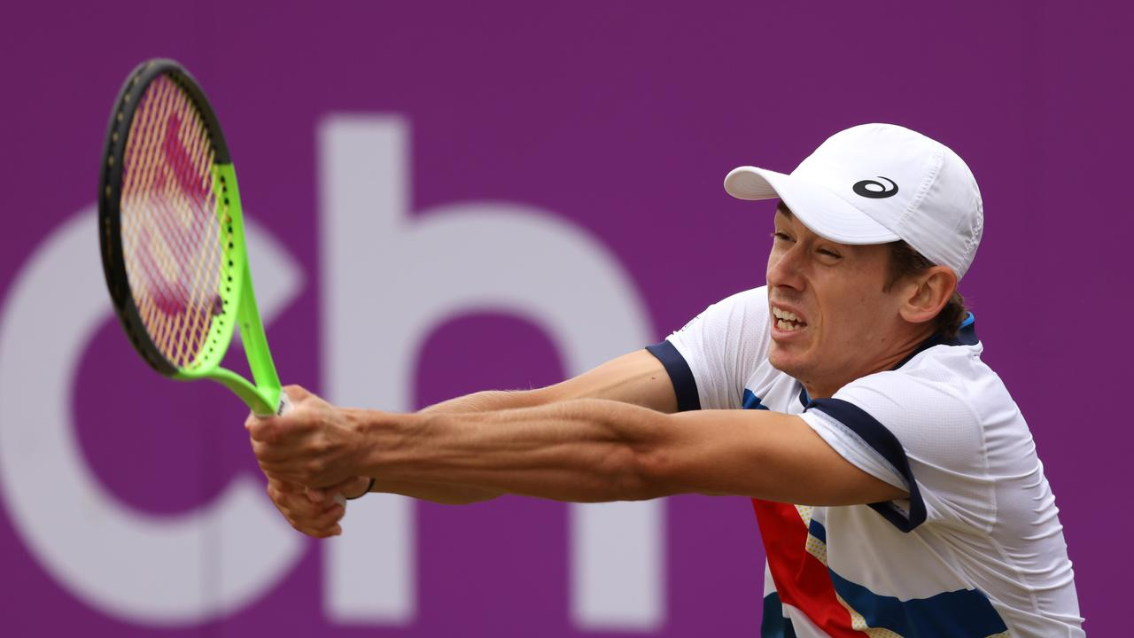 Eastbourne Open 2021: Alex de Minaur vs. Liam Broady Tennis Pick and Prediction