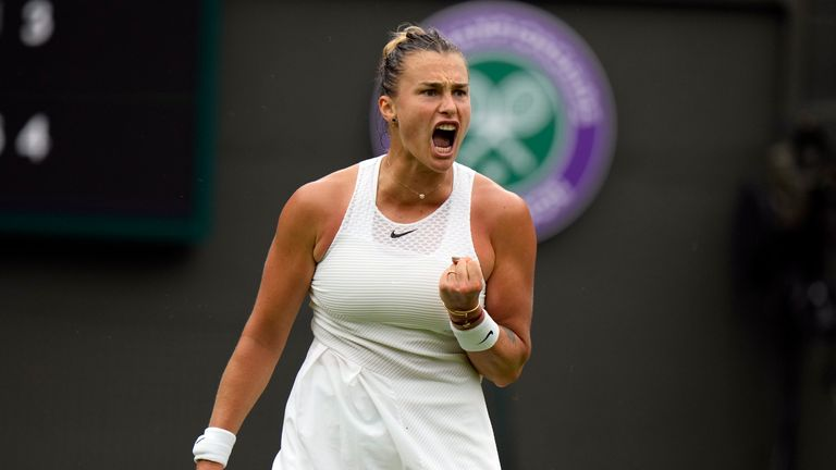 Wimbledon Championships 2021: Aryna Sabalenka vs. Katie Boulter Tennis Pick and Prediction