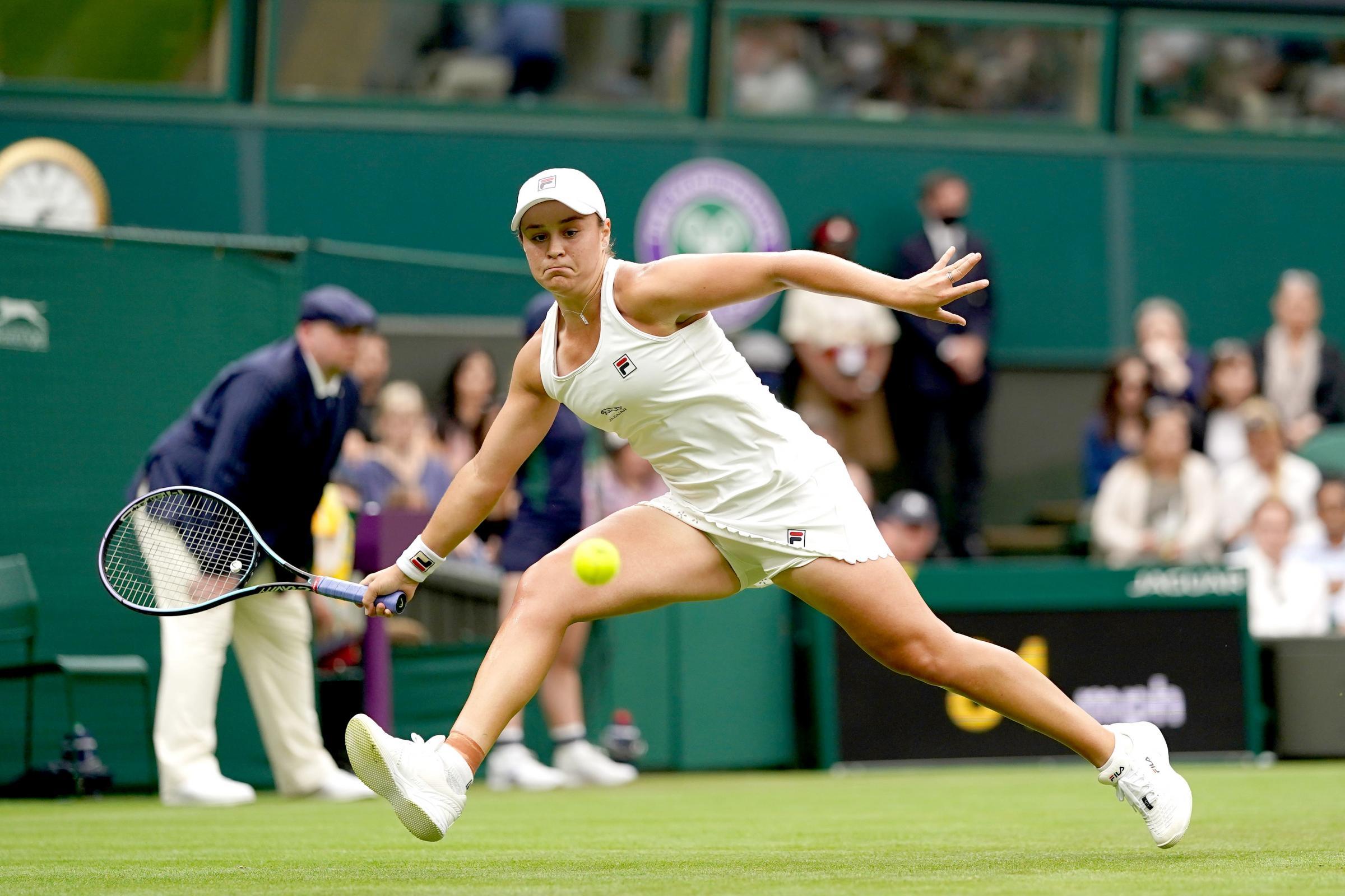 Wimbledon Championships 2021: Ashleigh Barty vs. Anna Blinkova Tennis Pick and Prediction