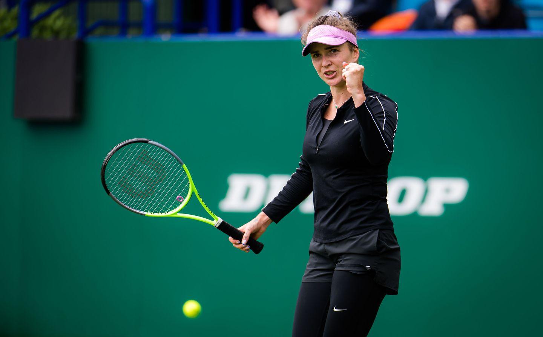 Wimbledon Championships 2021: Elina Svitolina vs. Alison Van Uytvanck Tennis Pick and Prediction
