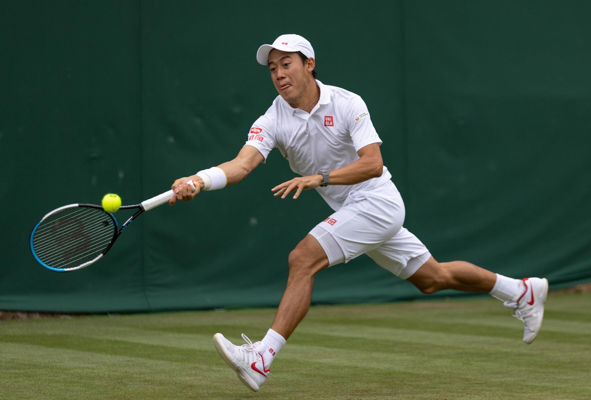 Wimbledon Championships 2021: Kei Nishikori vs. Jordan Thompson Tennis Pick and Prediction