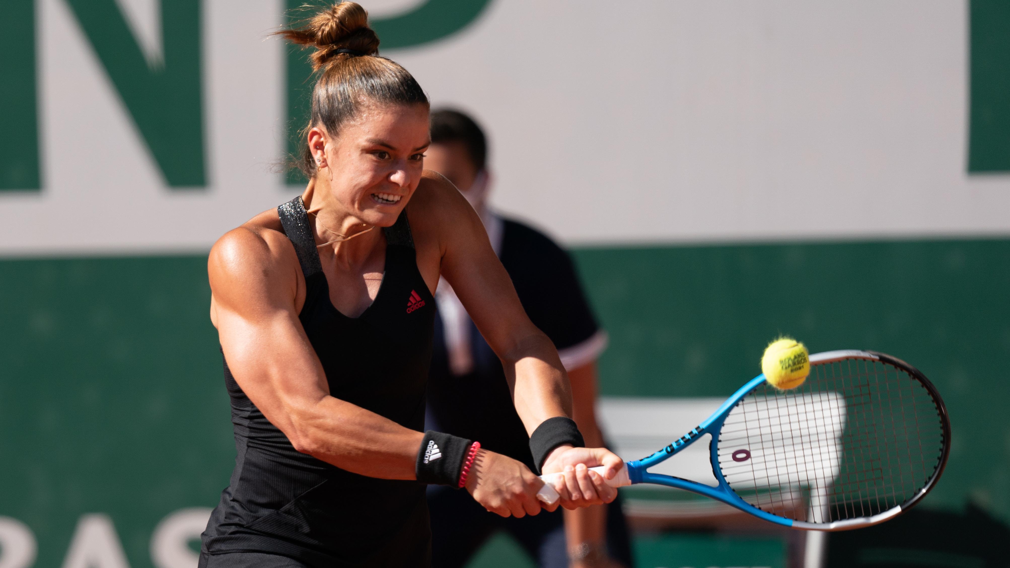 Wimbledon Championships 2021: Maria Sakkari vs. Arantxa Rus Tennis Pick and Prediction