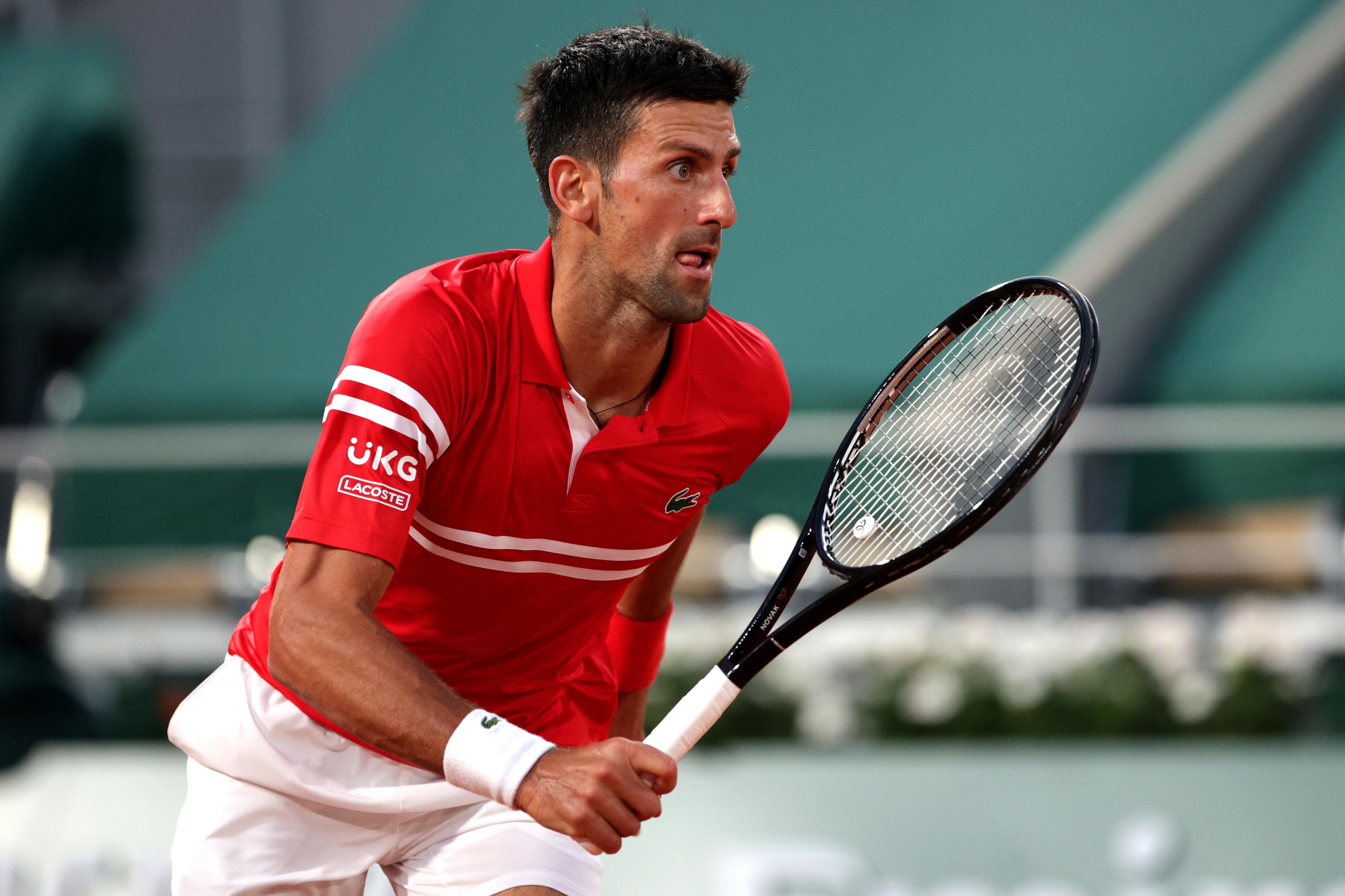 Roland Garros 2021: Novak Djokovic vs. Pablo Cuevas Tennis Pick and Prediction