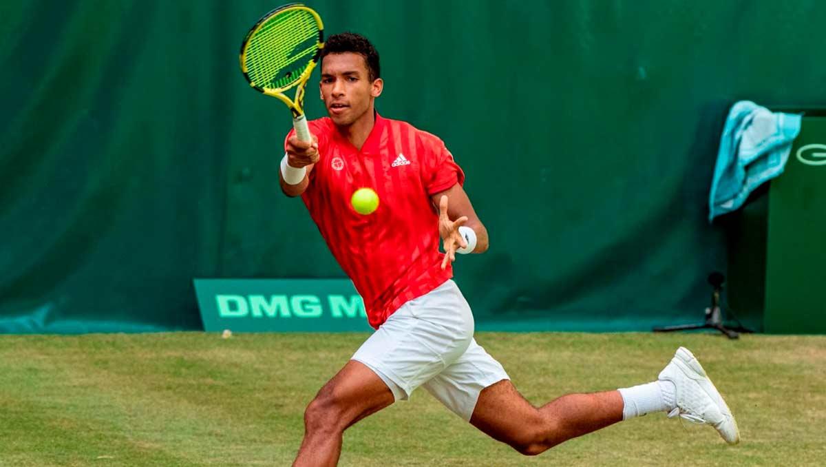 Halle Open 2021: Felix Auger-Aliassime vs. Ugo Humbert Tennis Pick and Prediction