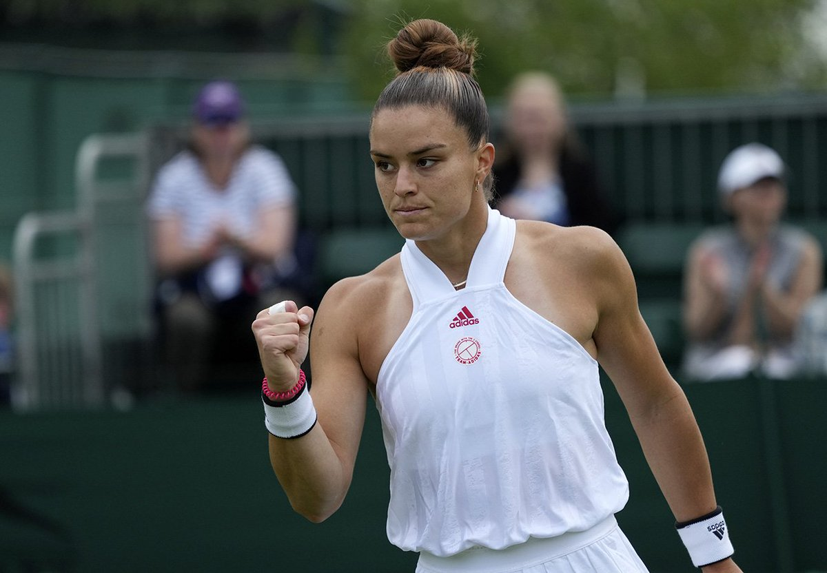 Wimbledon Championships 2021: Maria Sakkari vs. Shelby Rogers Tennis Pick and Prediction