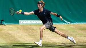 Halle Open 2021: Andrey Rublev vs. Nikolosz Basilashvili Tennis Pick and Prediction