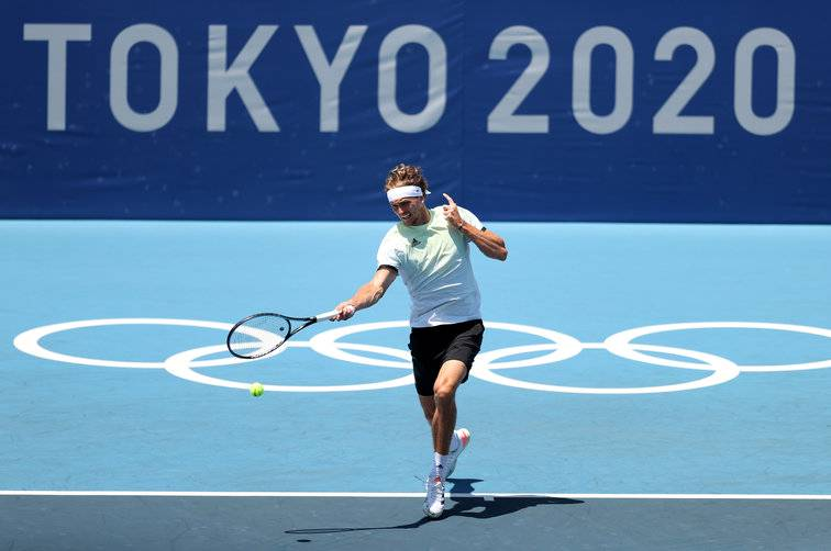Tokyo 2020 Olympics: Alexander Zverev vs. Daniel Elahi Galan Tennis Pick and Prediction