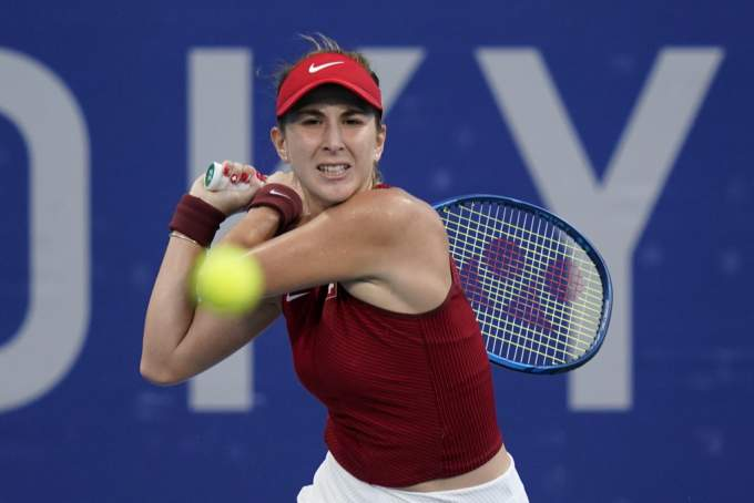 Tokyo 2020 Olympics: Anastasia Pavlyuchenkova vs. Belinda Bencic Tennis Pick and Prediction