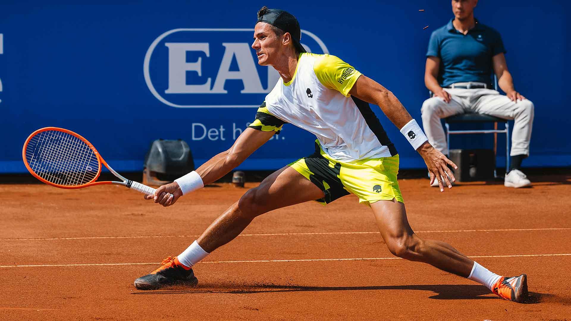 Swedish Open 2021: Federico Coria vs. Yannick Hanfmann Tennis Pick and Prediction