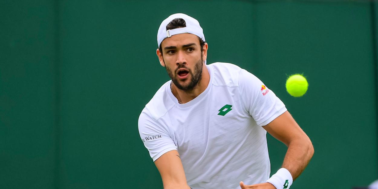 Wimbledon Championships 2021: Matteo Berrettini vs. Aljaz Bedene Tennis Pick and Prediction