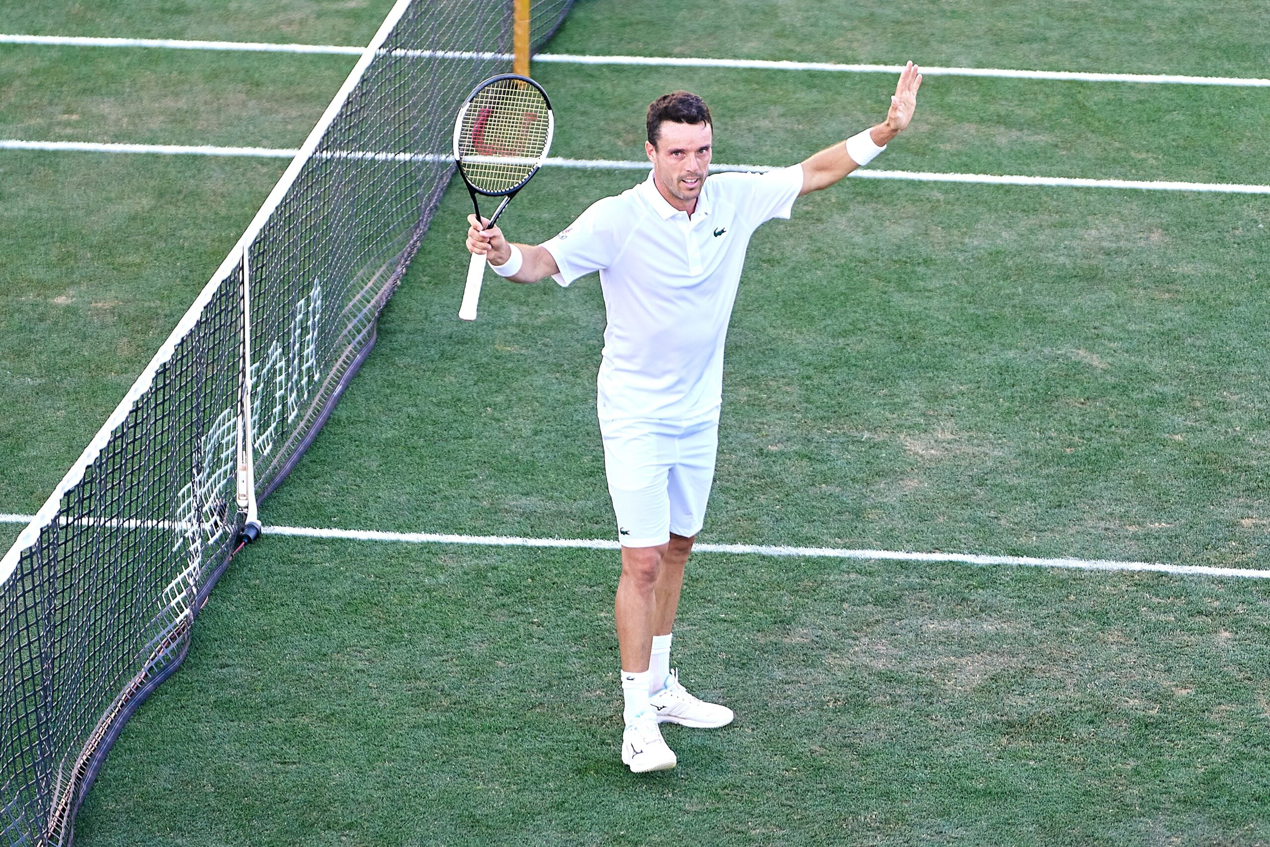 Wimbledon Championships 2021: Roberto Bautista Agut vs. Dominik Koepfer Tennis Pick and Prediction