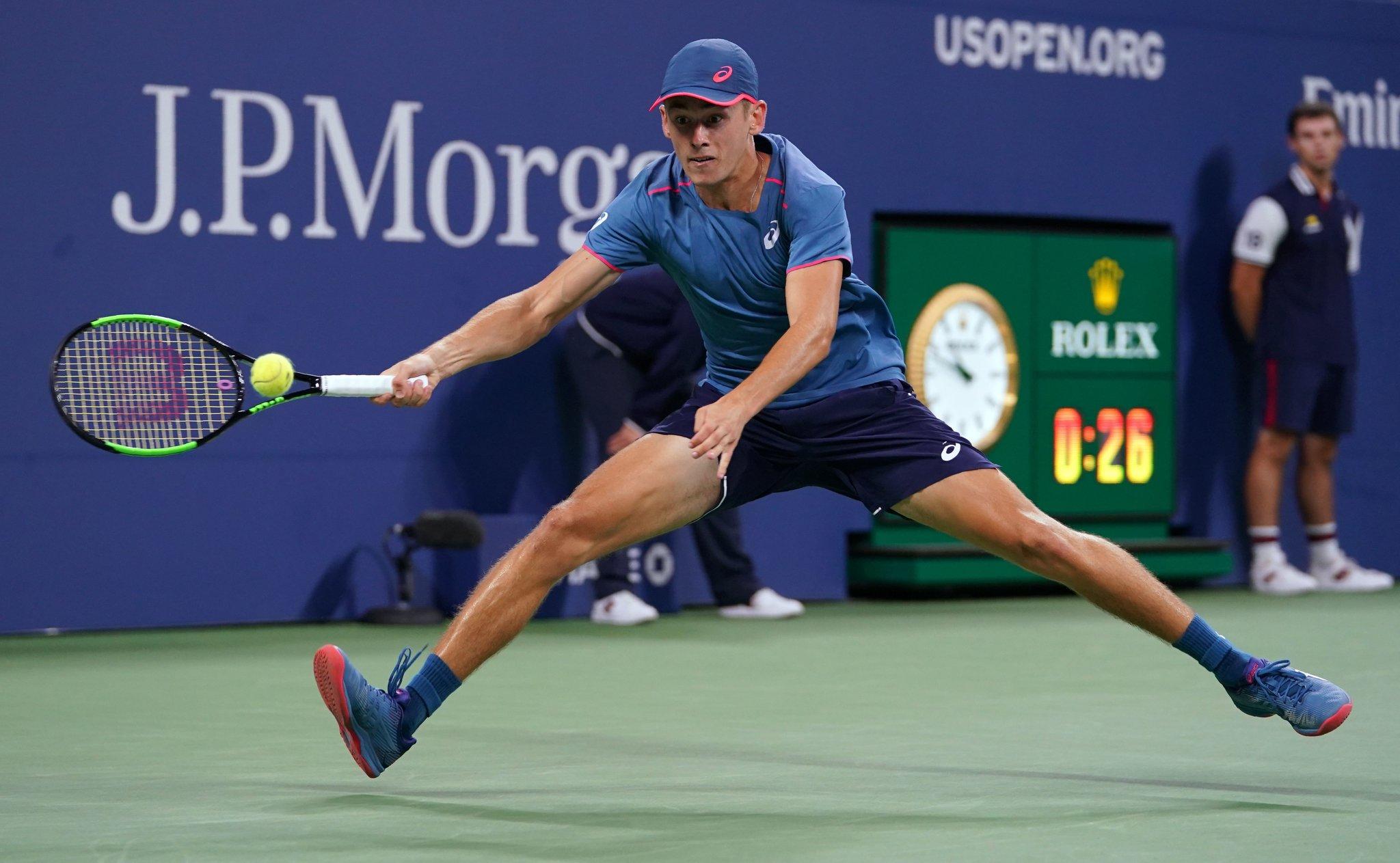 Toronto Open 2021: Alex de Minaur vs Nikoloz Basilashvili Tennis Pick and Prediction