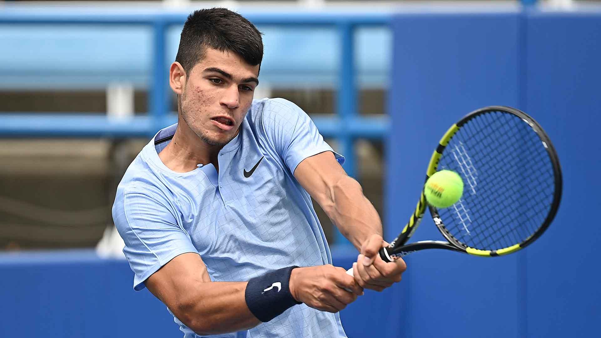 Winston-Salem Open 2021: Carlos Alcaraz vs Marton Fucsovics Tennis Pick and Prediction