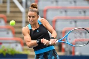 US Open 2021: Maria Sakkari vs. Marta Kostyuk Tennis Pick and Prediction
